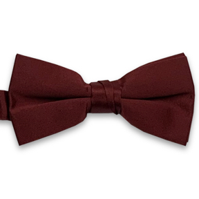 Segal Rich Satin Bow Ties