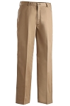 EDWARDS TAN UTILITY FLAT FRONT CHINO PANT - MEN'S