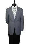 "HARDWICK ""REGENT"" MEN'S CAMBRIDGE GREY BLAZER JACKET"
