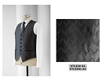 NEIL ALLYN WAVE FULLBACK VEST - MEN'S BLACK
