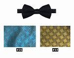 NEIL ALLYN GEOMETRIC PRE-TIED BOW TIE - ASSORTED COLORS