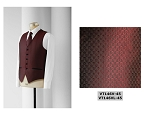 NEIL ALLYN SIERRA FULLBACK VEST - MEN'S BURGUNDY