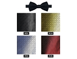 NEIL ALLYN MARQUIS PRE-TIED BOW TIE - ASSORTED COLORS