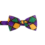 MARDI GRAS WINDOW PANE 2.5