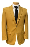 NEIL ALLYN GOLD CAREER BASICS POLYESTER BLAZER JACKET