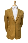 NEIL ALLYN GOLD CAREER BASICS BLAZER JACKET - WOMEN'S