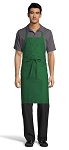 KELLY CLASSIC BIB APRON - NO POCKETS