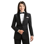 Neil Allyn Comfort Poly Women's Tuxedo Jacket #3002CL