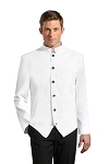 NEIL ALLYN WHITE STEWARD'S JACKET - MEN'S