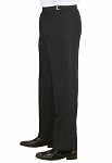"Neil Allyn ""Comfort Poly"" Men's Slim Fit Adjustable Tuxedo Pants #3033SF"