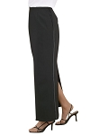 Women's Comfort Poly Floor LengthTuxedo Skirt #3098S