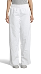 WHITE CLASSIC BAGGY CHEF PANTS