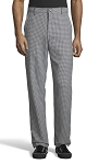HOUNDSTOOTH KITCHEN PANTS