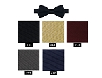 COUTURE 1910 CARLYLE PRE-TIED BOW TIE - ASSORTED COLORS