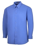 HENRY SEGAL FRENCH BLUE LONG SLEEVE DRESS SHIRT - MEN'S CLOSEOUT