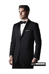 Notch Lapel Tuxedo Jacket & Pants Sets