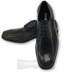 EVERGREEN BLACK UPTOWN MOCH FORMAL SHOES - CLOSEOUT