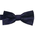 Purple Wave Bow Tie #BT132T-05