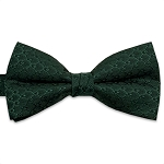 Hunter Green Sierra Bow Tie #BT146T-21