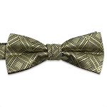 Gold Marquis Bow Tie #BT150T-14
