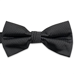 Charcoal Carlyle Bow Tie #BT6215VT-08