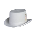 Deluxe White Top Hat #HT30-70