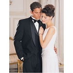 """TREVI"" SHAWL MEN'S BLACK TUXEDO JACKET"