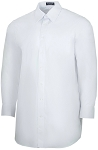 BELLO UOMO WOMEN'S WHITE DRESS SHIRT