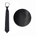 BLACK OASIS WINDSOR TIE