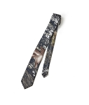 MOSSY OAK CAMOUFLAGE 4-IN-HAND STRAIGHT TIE