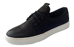 COUTURE 1910 NAVY ON BLACK FORMAL ATHLETIC SHOES