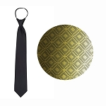 """MARQUIS"" GOLD WINDSOR TIE"