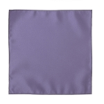 LUXURY SATIN POCKET SQUARE / HANKIE - PORTO LAVENDER
