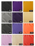 LUXURY SATIN POCKET SQUARE / HANKIE - ASSORTED COLORS