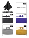 PREMIER SATIN POCKET SQUARE / HANKIE - ASSORTED COLORS
