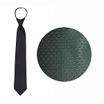 HUNTER GREEN SIERRA WINDSOR TIE