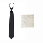 IVORY FAILLE WINDSOR TIE - CLOSEOUT