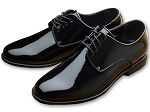 FABIAN COUTURE YORK CLASSIC OXFORD FORMAL SHOES - BLACK CLOSEOUT
