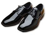 FABIAN COUTURE ALLERTON FORMAL SHOES - BLACK