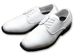 FABIAN COUTURE ALLERTON FORMAL SHOES - WHITE