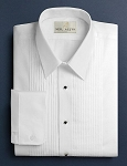 Men's Lay Down Collar Tuxedo Shirts