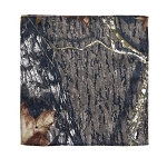 MOSSY OAK CAMOUFLAGE SATIN POCKET SQUARE / HANKIE