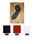 NEIL ALLYN NARROW LONG STRAIGHT TIE - ASSORTED COLORS