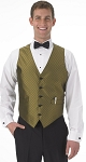 SEGAL FIESTA FULL BACK VEST - MEN'S GOLD