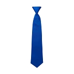 ROYAL BLUE LUXURY SATINS PRE-TIED WINDSOR TIE