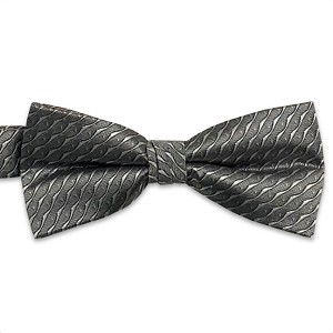 Silver Oasis Bow Tie #BT148T-02