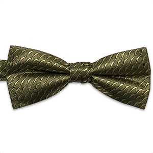 Gold Oasis Bow Tie #BT148T-14