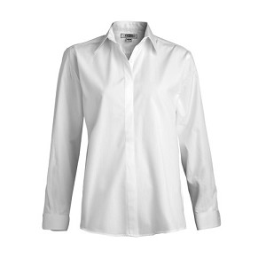 EDWARDS WHITE CAFE SHIRT - WOMEN'S