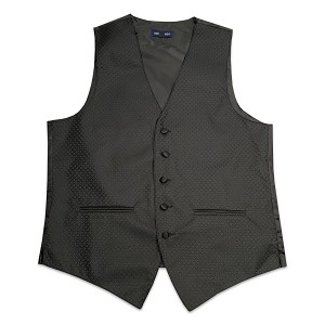 MEN'S BLACK SIERRA VEST